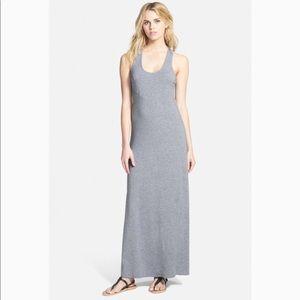 Splendid Seamed Maxi Dress